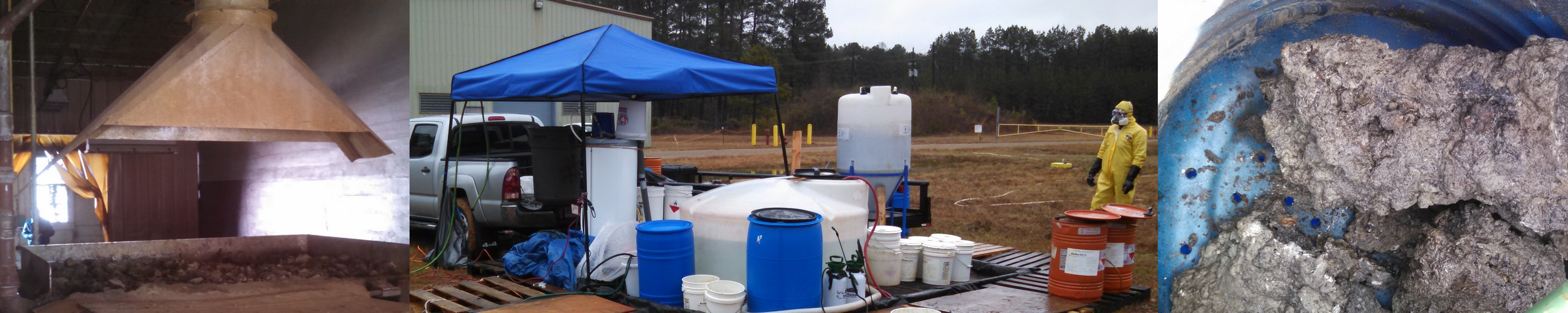 MuniRem Environmental munitions destruction and decontamination at Camp Minden, LA